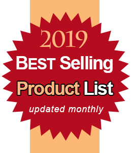 Best Selling Product List 2019